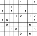 Binary Puzzle puzzles