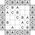 Easy as ABC puzzles