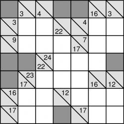 Buy Kakuro logic puzzles from Any Puzzle Media