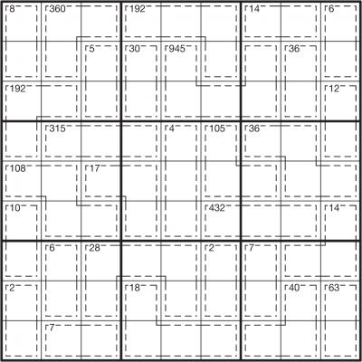 Buy Mystery Killer Sudoku Pro logic puzzles from Any Puzzle Media
