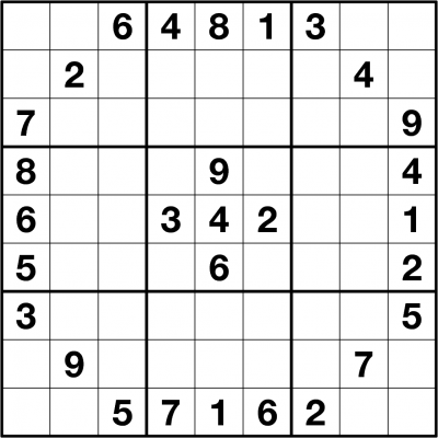 buy sudoku logic puzzles from any puzzle media