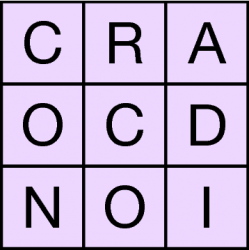 Word Square 1