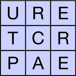 Word Square 2