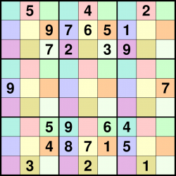 Also known as 4D Sudoku