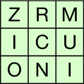 Word Square puzzles